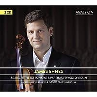 J.S. Bach: The Six Sonatas & Partitas for Solo Violin 15th Anniversary Edition 2CD