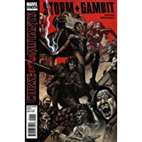 X-Men: Curse of the Mutants — Storm And Gambit #1 FN ; Marvel comic book