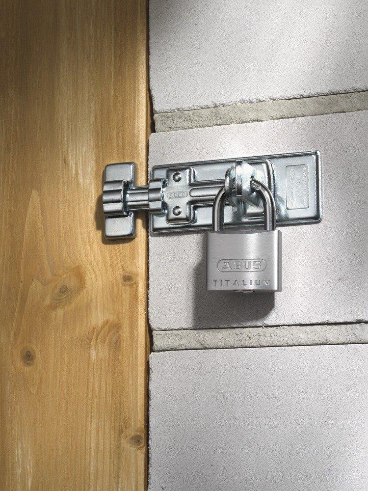 Abus 585364-54TI//50/_ka5512 Titalium Cadenas 50 mm avec cl/és identiques