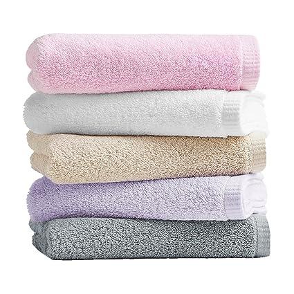HMGY Cojín de algodón Grueso para Adultos de absorción de Agua Multicolor de los Hombres y