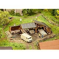 Faller FA 232373Madera almacenamiento Cobertizos , color/modelo surtido