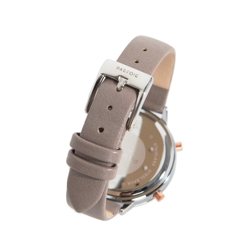 Parfois - Reloj Digital - Mujeres - Tallas Única - Gris Pardo: Amazon.es: Relojes
