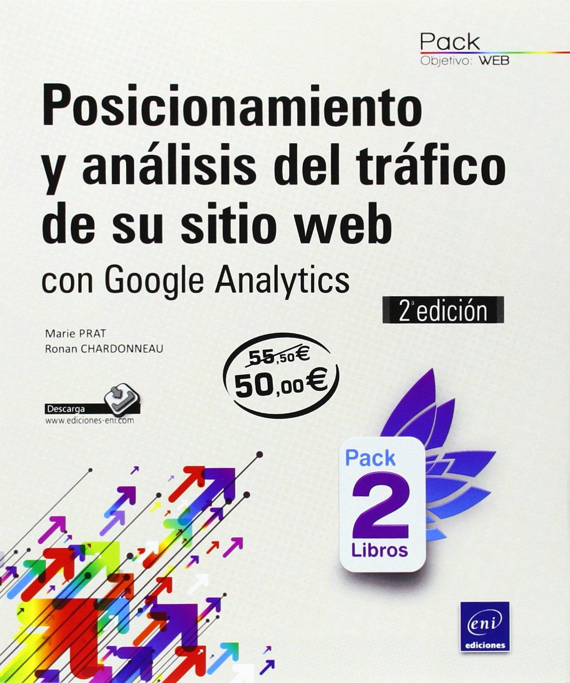 Pack De 2 Libros: Posicionamiento Y Análisis Del Tráfico De Su ...