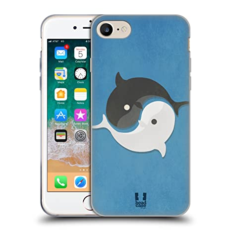 coque iphone 8 baleine