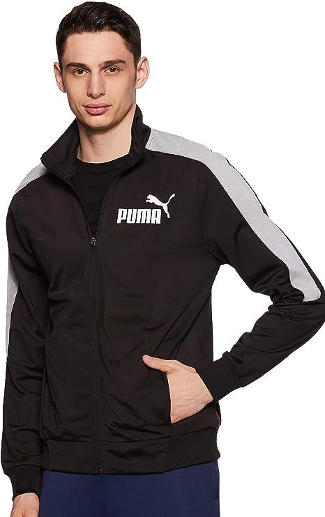 Mercedes T7 Herren Trainingsjacke | Puma Black | PUMA Shoes