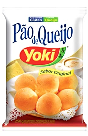 Goya Goya Pan De Queso Yoki Bolsa 1 Unidad 250 g: Amazon.es ...