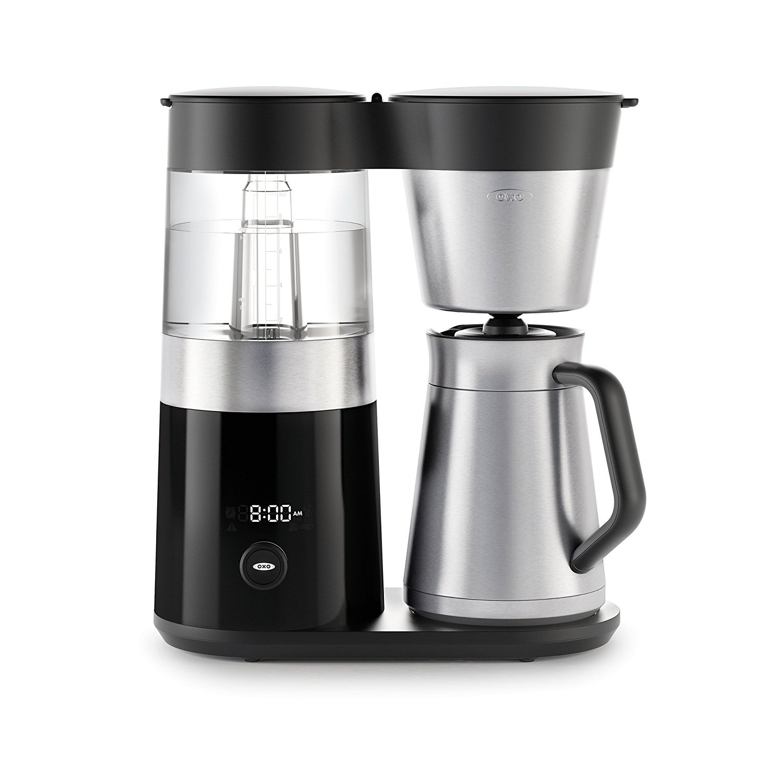 OXO 8710100 On Barista Brain 9 Cup Coffee Maker