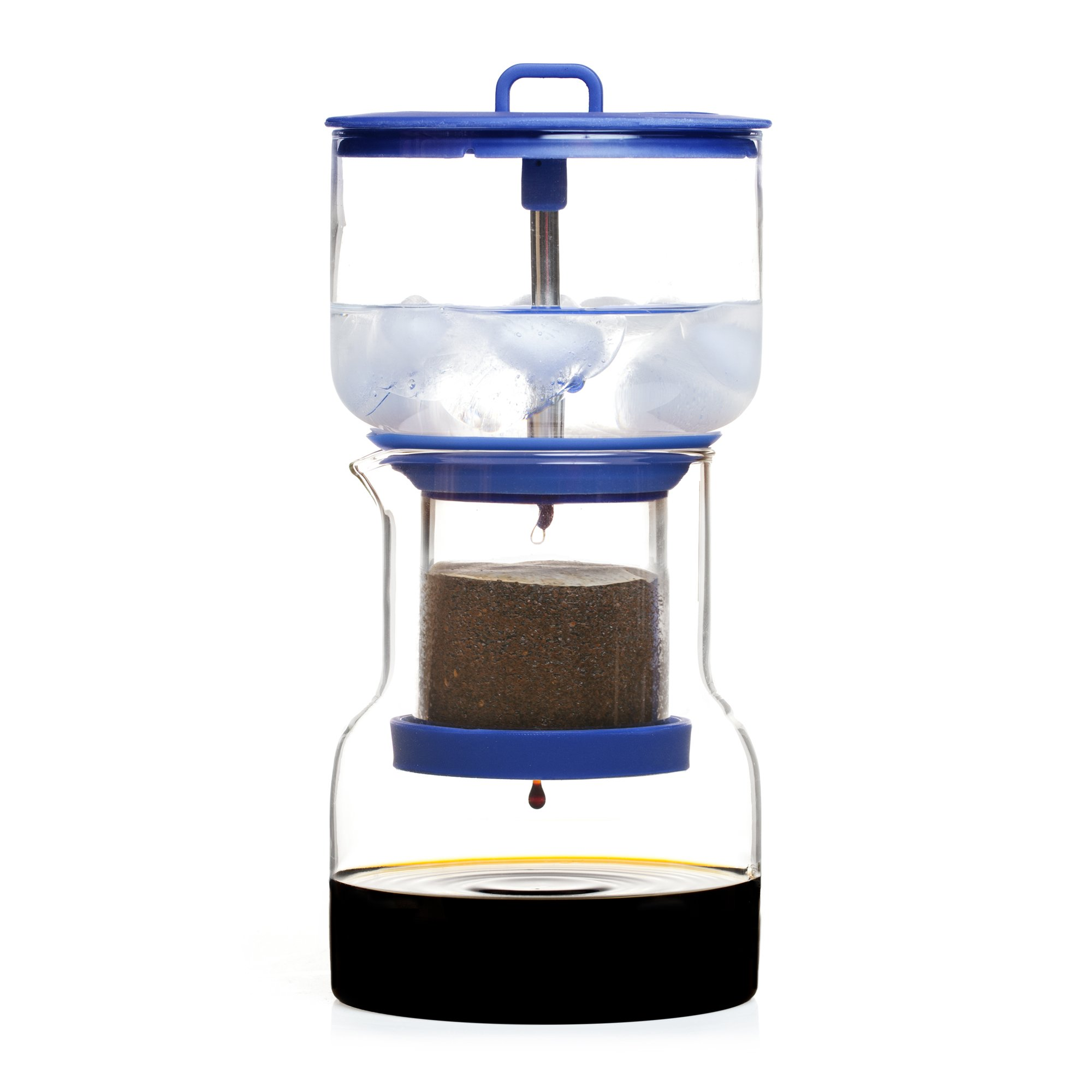 Cold Bruer Drip Coffee Maker B1,Blue by Cold Bruer
