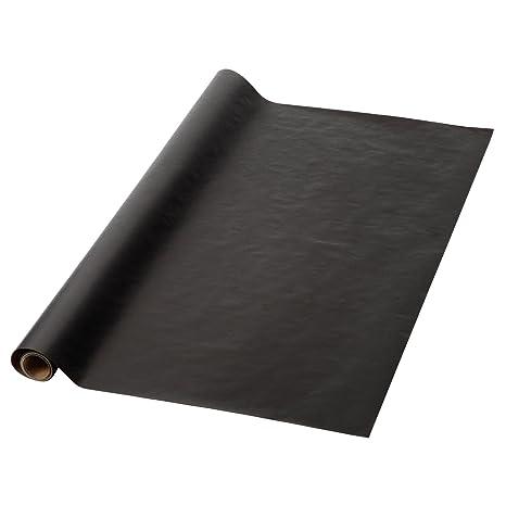 Ikea Givande Rotolo Di Carta Da Regalo Nero Amazonit
