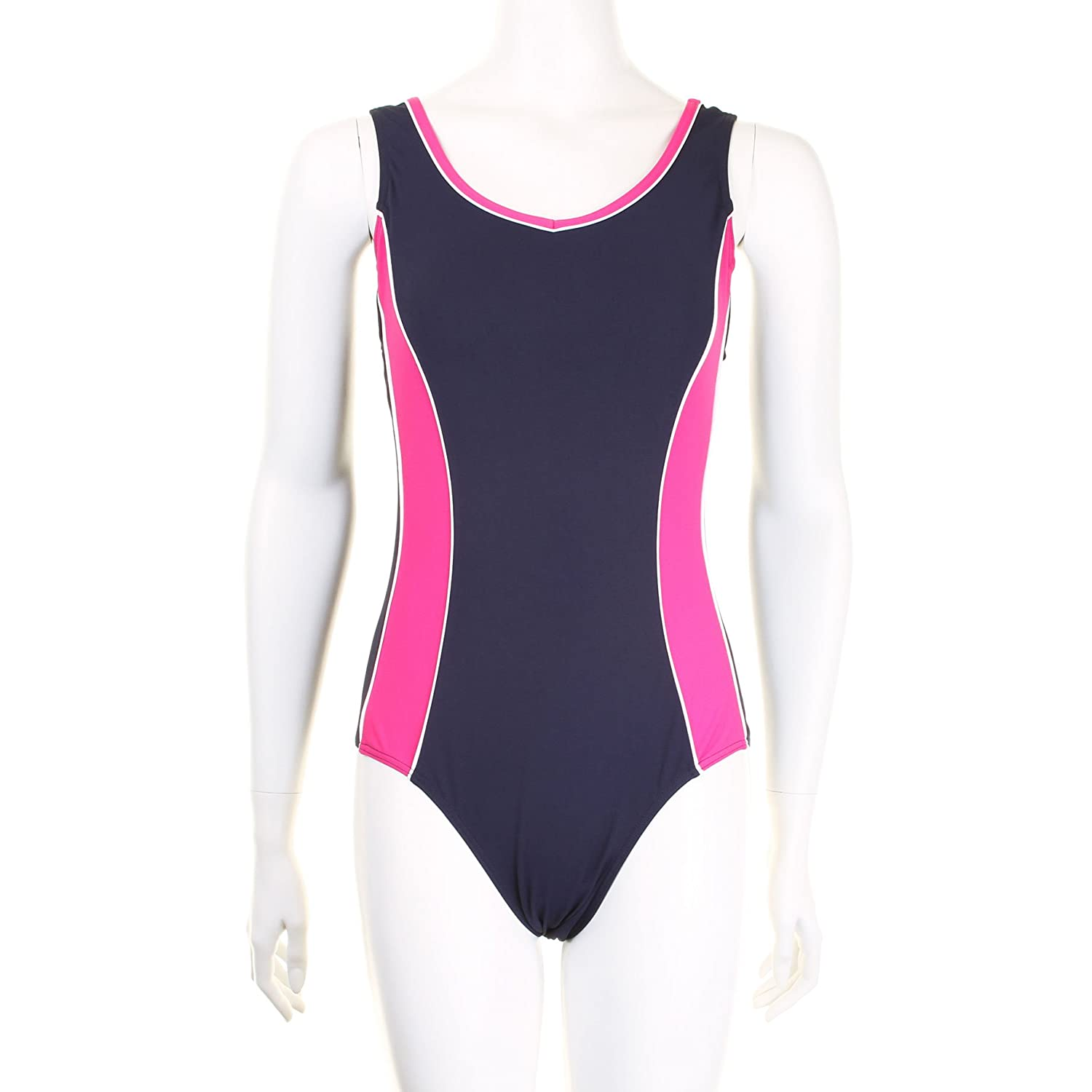 Maru Pacer Panel Low Leg Elite, Marineblau und Pink