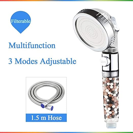 Amazon.com: ☆Filtered Shower Head, Shower Head With On Off ...