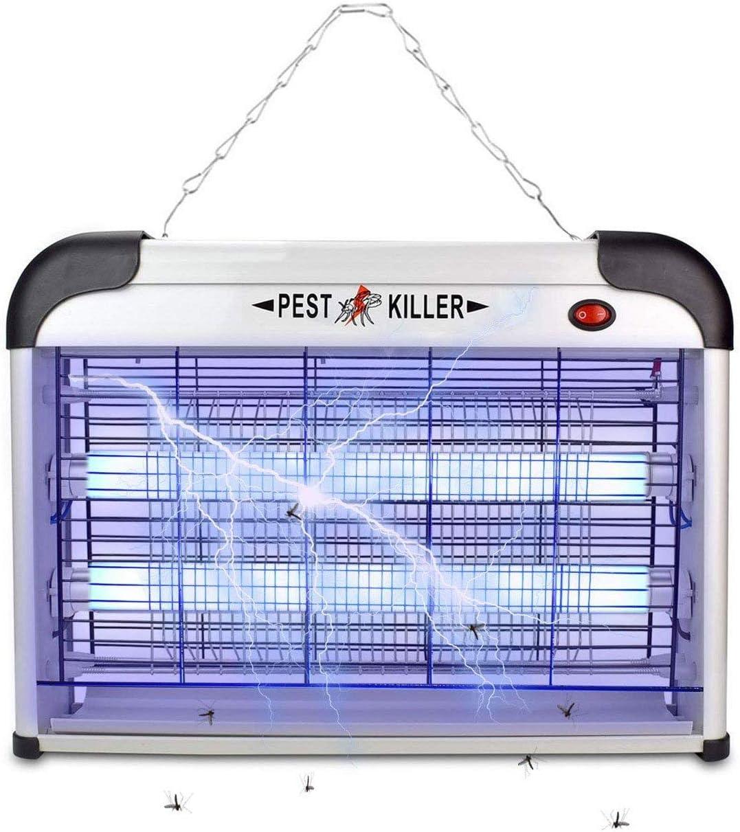 Micnaron Electric Bug Zapper/Pest Repeller Control