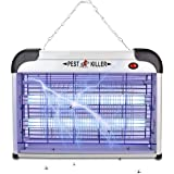 Electric Bug Zapper/Pest Repeller Control-Strongest Indoor 2800 Volt UV Lamp Flying Fly Insect Killer Mosquitoes Flies…