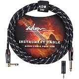 Amazon.com: Livewire Advantage Instrument Cable 25 ft. Black ...