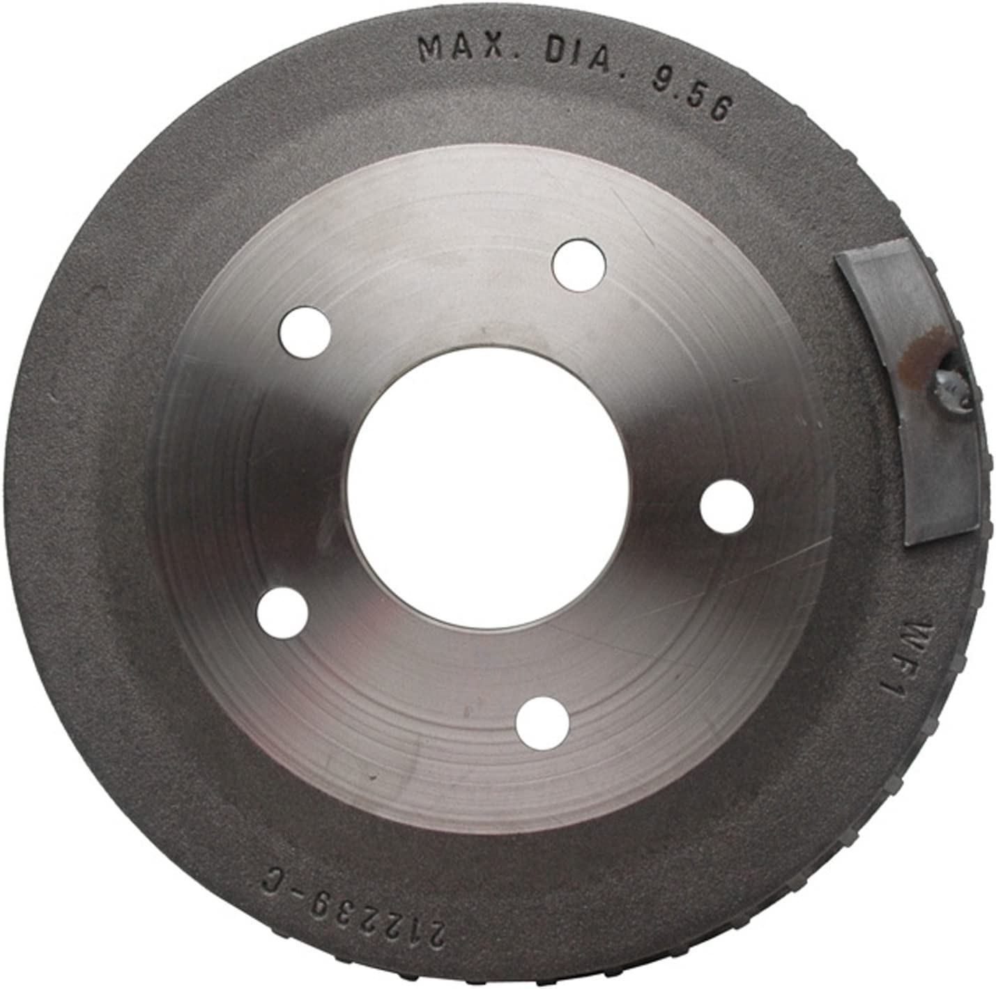 ACDelco 18B452 Professional Front Brake Drum