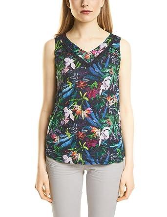 Street One Débardeur Femme  Amazon.fr  Vêtements et accessoires 4a5c1323585