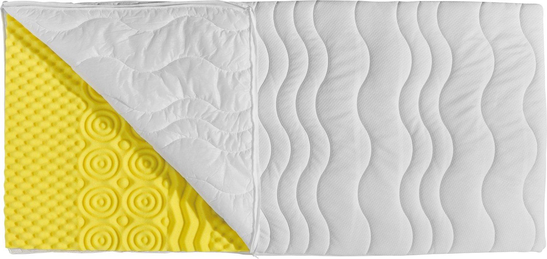 Centa Star Matratzentopper Relax Hybrid-Schaum Hybrid-Schaum Hybrid-Schaum Weiss Größe 90x200 cm d5e7f7