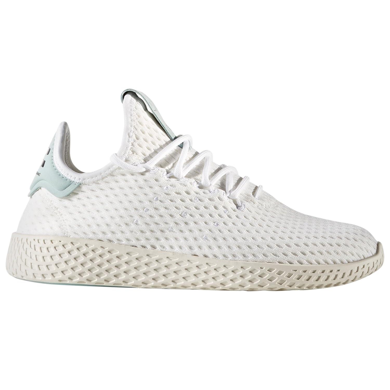 adidas Origina PW Tennis HU Sneaker Unisex Pharrell Williams  37 1/3 EU Liquid/White