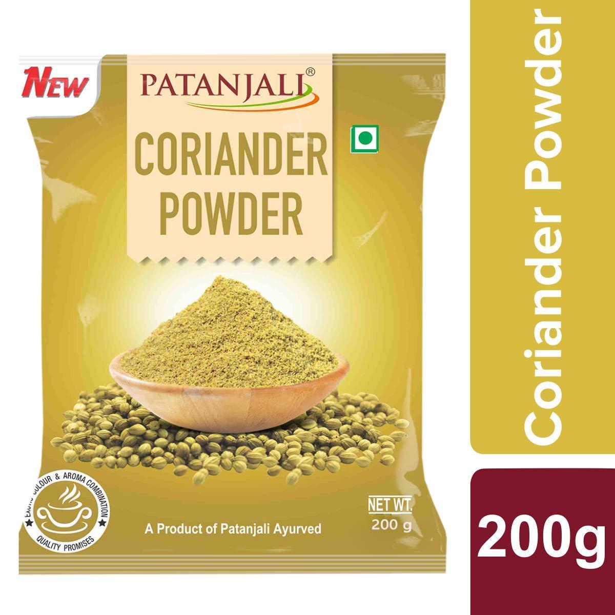 [Pantry] Patanjali Coriander Powder, 200g