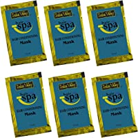 Indus Valley Hair Spa/Mask for Dry & Frizzy Hair Combo Pack of 6