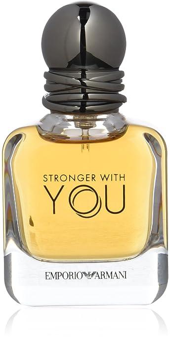 7111055558 Amazon.com : Giorgio Armani Emporio Armani Stronger With You Eau De  Toilette Spray 1.0 Ounce : Beauty