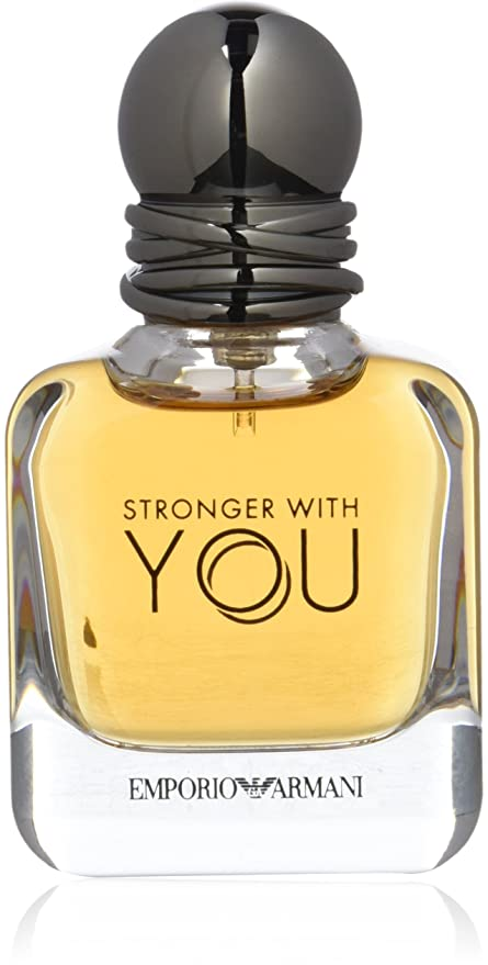 c8012353f2 EMPORIO ARMANI Stronger With You Men Edt 30 ml: Amazon.co.uk: Beauty
