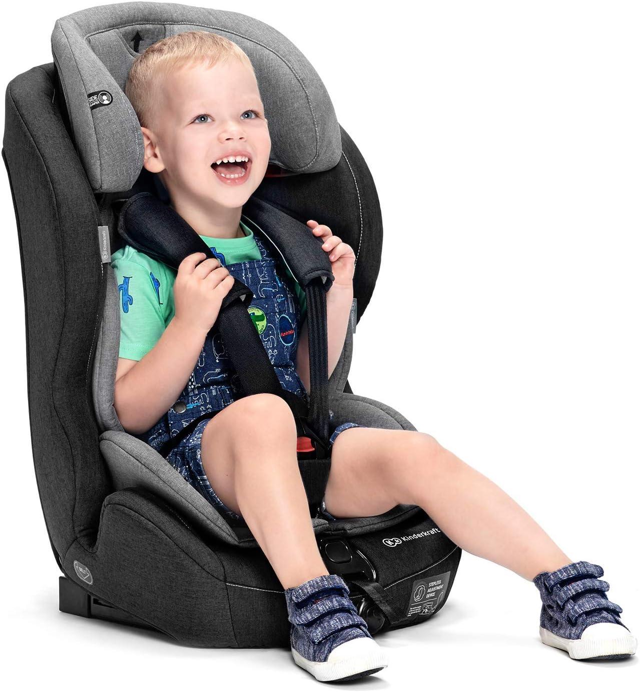 Kinderkraft Silla Isofix SAFETY FIX