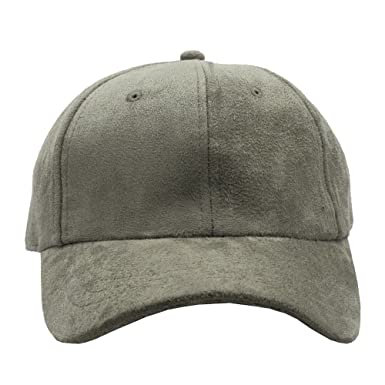 252479f7 Image Unavailable. Image not available for. Color: Modern Hats and Shirts Blank  Faux Suede Dad ...