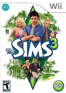 Amazon com: The Sims 3 - Nintendo Wii: Electronic Arts
