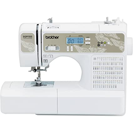 Amazon Model SQ40 40Stitch Sewing And Quilting Machine By New Brother Sewing Quilting Machines