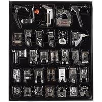 Kit de pies prensatela profesionales para máquina