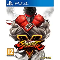 STREET FIGHTER 5 (PS4 REGION 2)