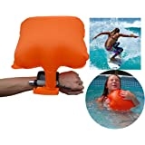 Float Wristband Rescue Device Inflatable Swimming Safety Device Drowning with Inflatable Gasbag