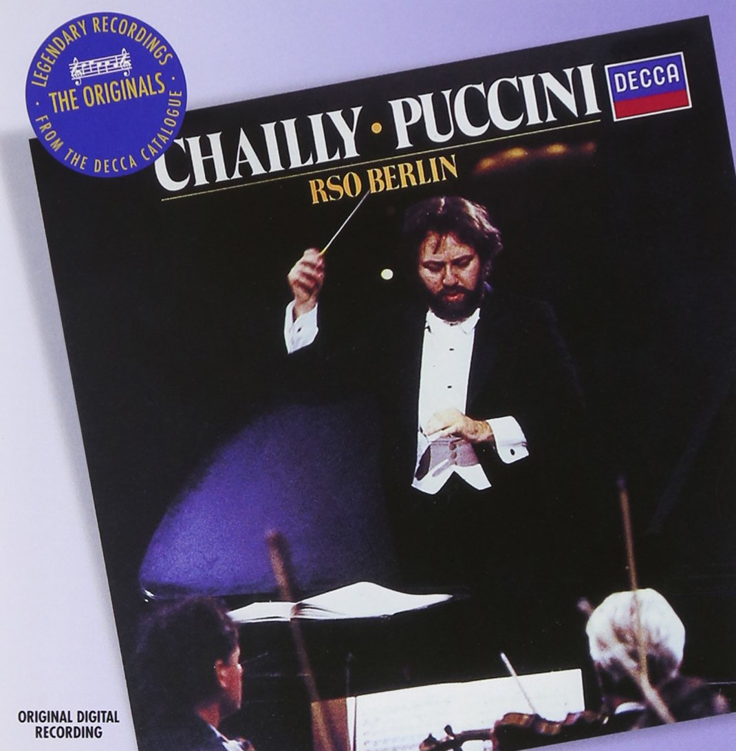 Puccini: Orchestral Music by Decca