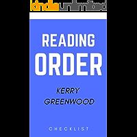 READING ORDER: KERRY GREENWOOD
