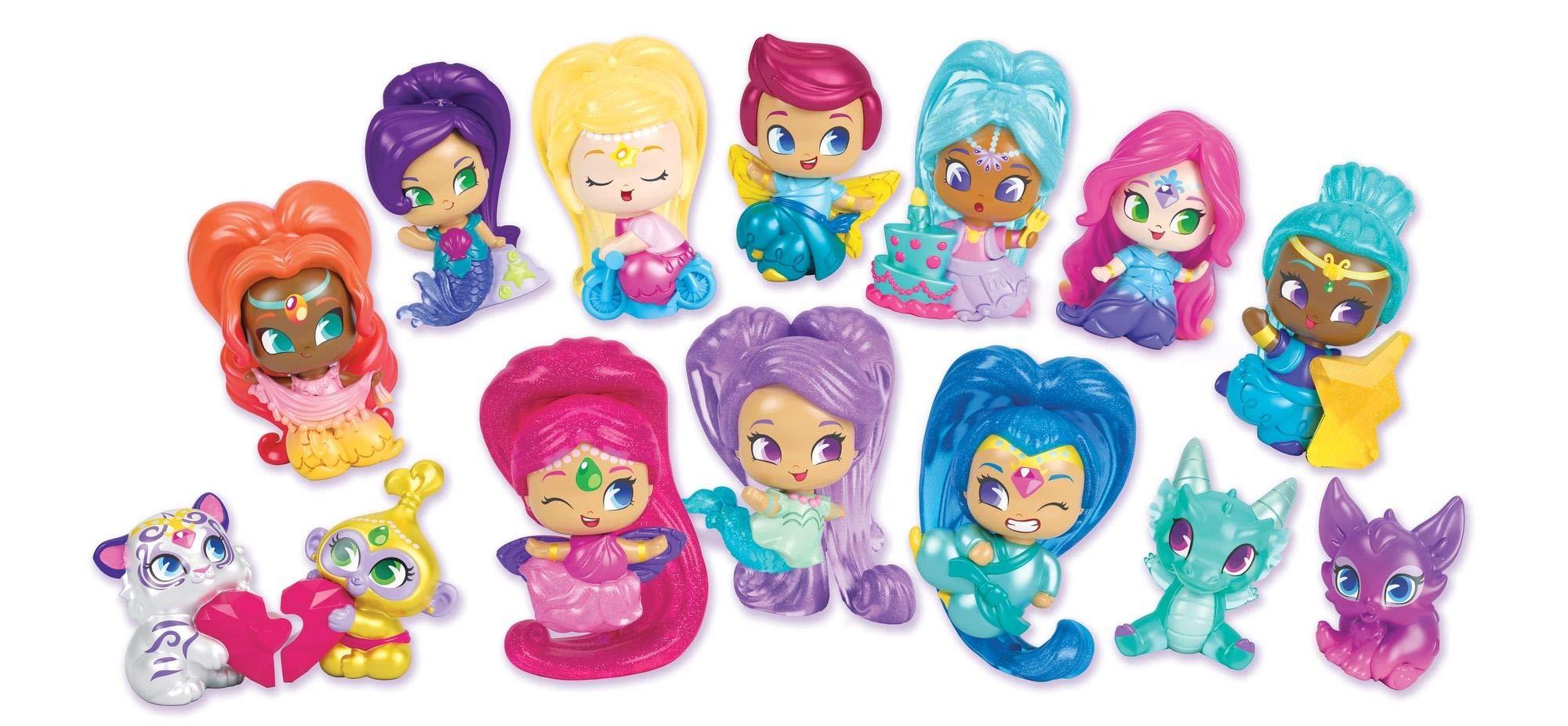 Fisher-Price Nickelodeon Shimmer & Shine, Teenie Genies
