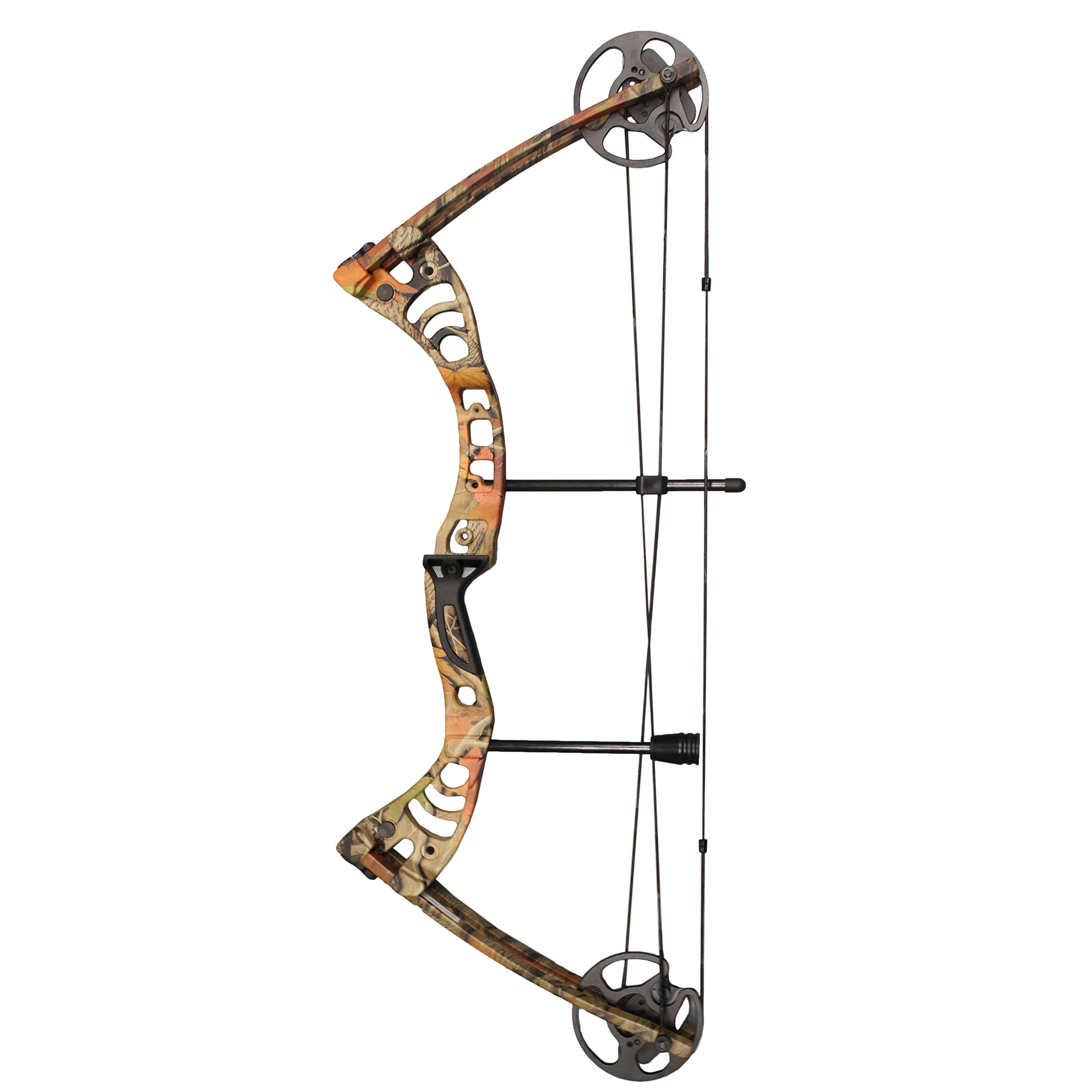 Southland Archery Supply SAS Scorpii Compound Bowfishing Bow Kit (AC Camo Cajun Winch Pro Package) by Southland Archery Supply