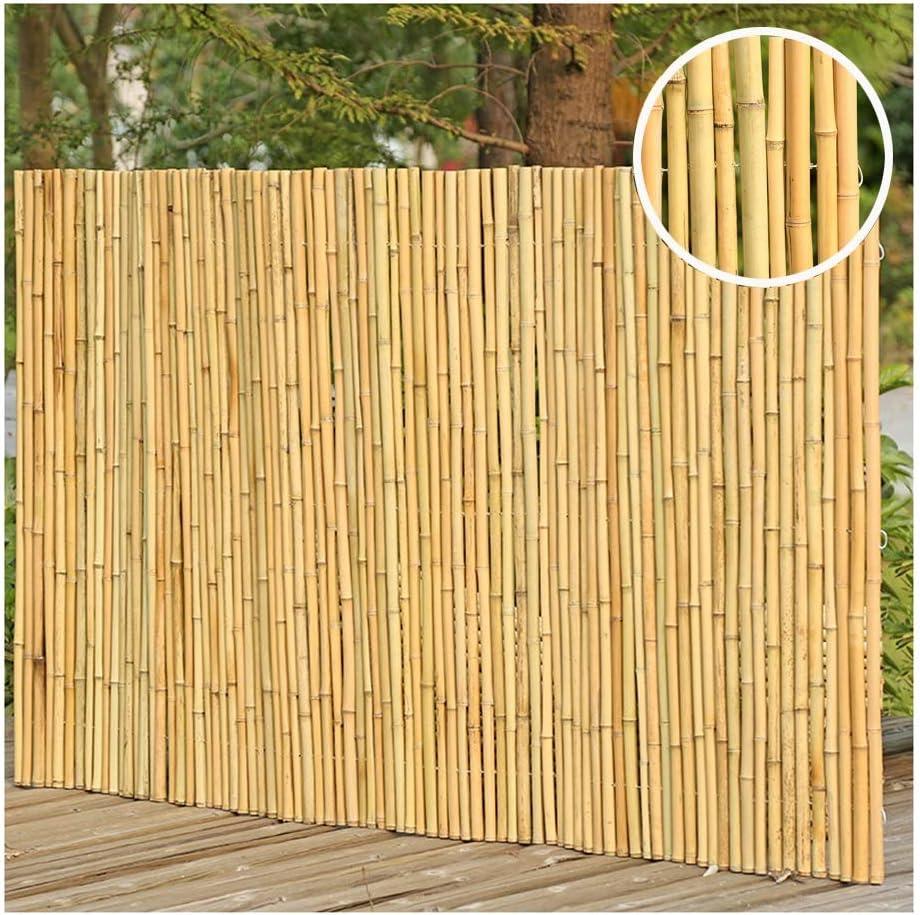 gdming 2020 update garden bamboo fence