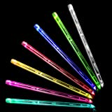 JXE JXO HD Bright LED Light Up Drum Sticks 7 Color Changing, 3 Flashing Mode, Durable Professional Musical Exercise for Kids