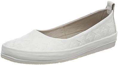 1673407, Mules Femme, Blanc (Weiß 001), 39 EUAndrea Conti