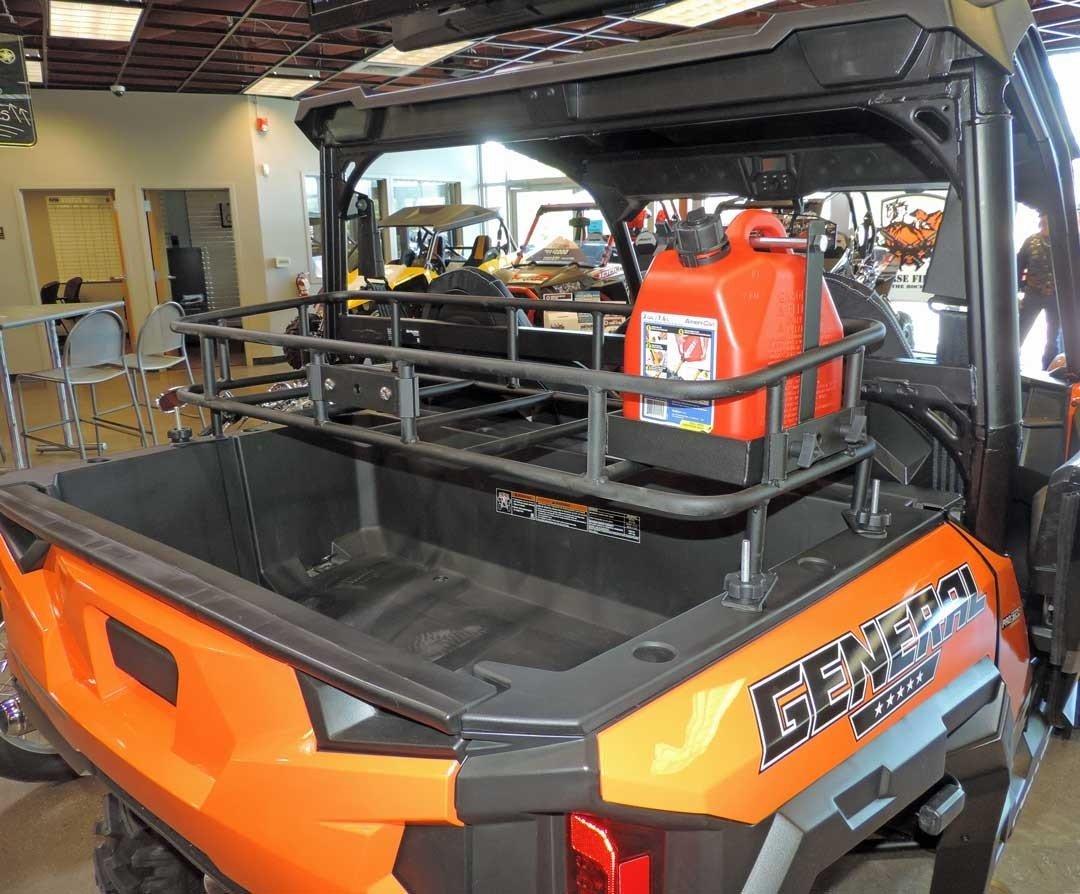 G-1000 Rear Cargo Accessory rack for your 2016 Polaris General UTV by HornetOutdoors