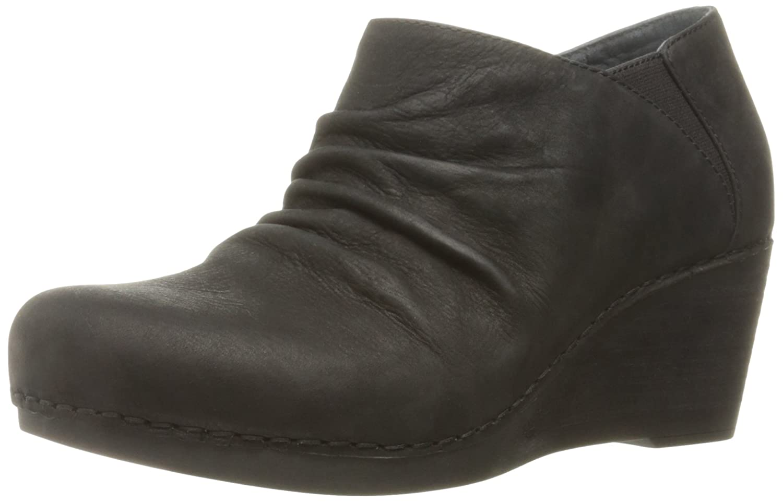 Dansko Women's Sheena Boot B01A03TIEA 40 EU/9.5-10 M US|Black