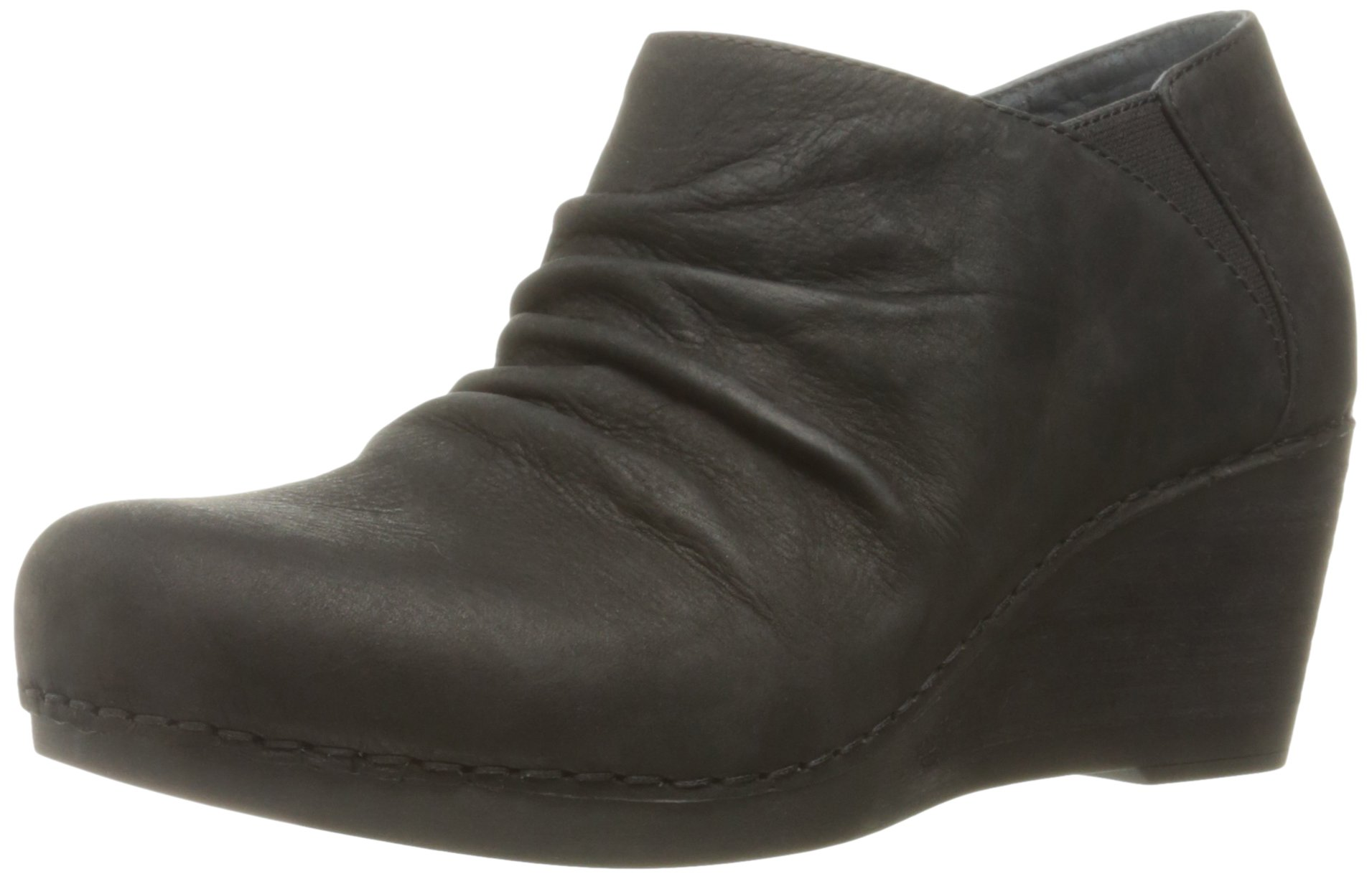 Dansko Women's Sheena Boot, Black, 38 EU/7.5-8 M US by Dansko (Image #1)