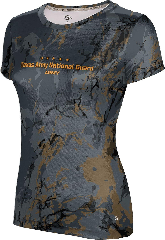 cad25e2e89 ProSphere Girls  Texas Army National Guard Military Marble Shirt (Apparel)
