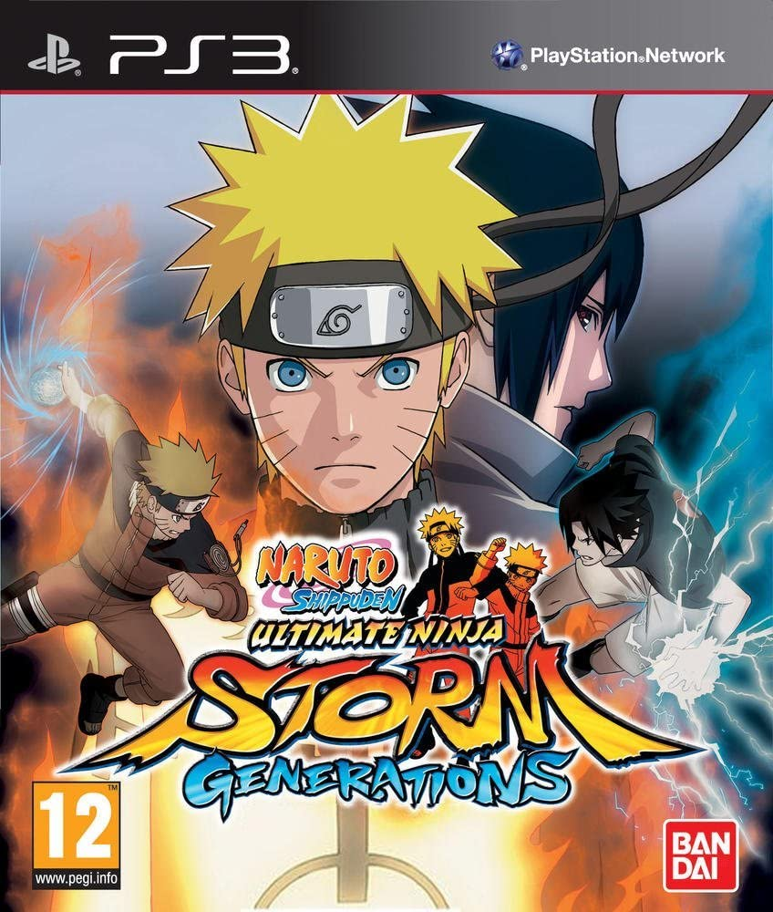 Amazon.com: Naruto Shippuden : ultimate Ninja storm ...