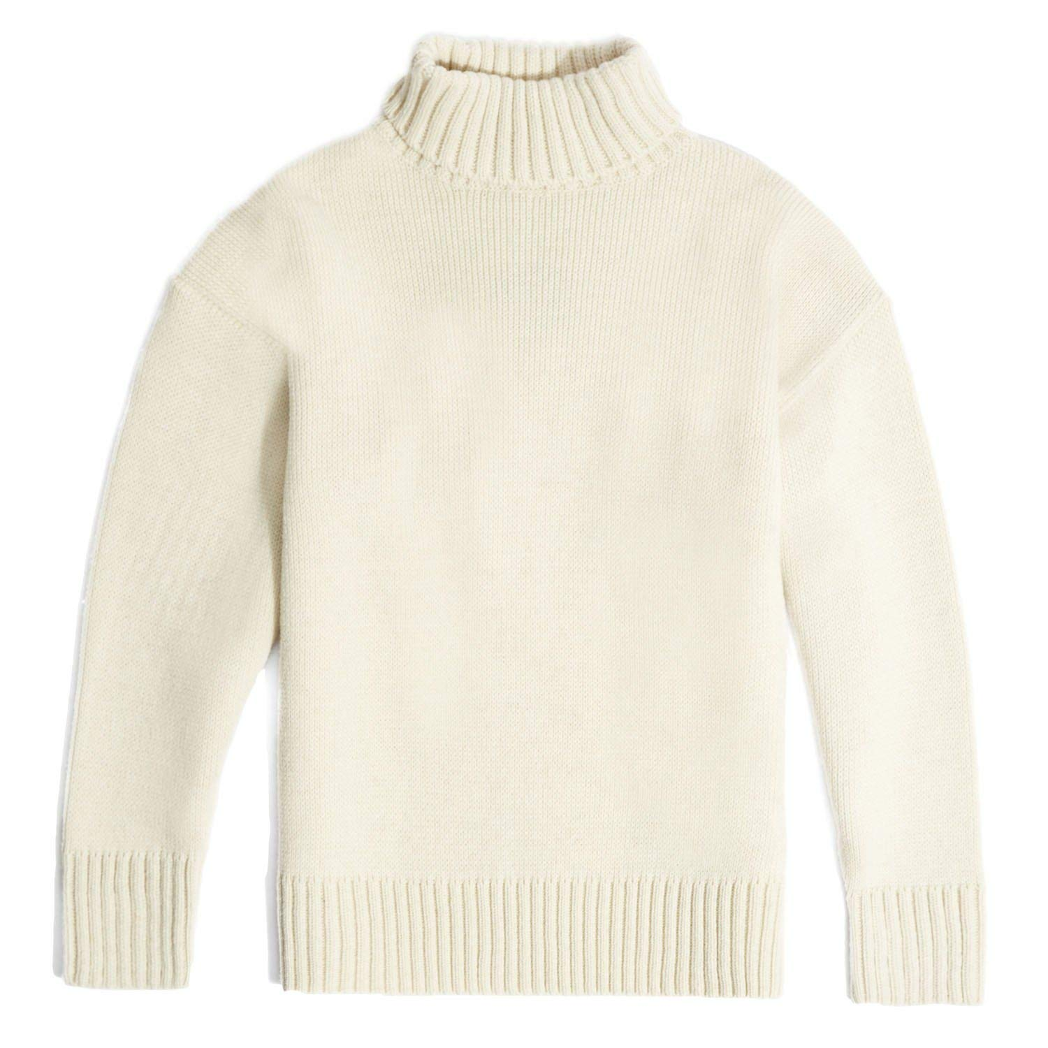 f7dbeffed8a5c Amazon.com  Paul James Knitwear Mens Submariner 100% Merino Wool Roll Neck  Jumper  Clothing