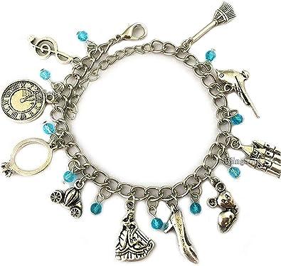 Cinderella Charm Bracelet
