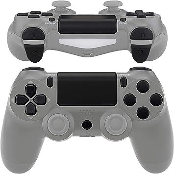 eXtremeRate Botones Mando PS4 Teclas de Repuesto D-Pad R1 L1 R2 L2 ...