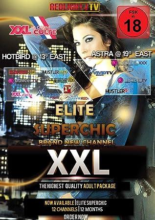 Redlight Elite superchic 12 emisor Viaccess – Smart Tarjeta 12 Meses Incluye Brazzers TV: Amazon.es: Electrónica