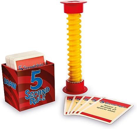 5 Segundo Regla GF003 Juego de Cartas, Multi: Amazon.es: Juguetes y juegos